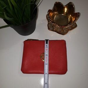 🍒Rustic cuff coin purse 🍒